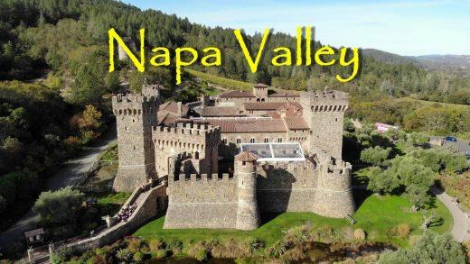 Napa-Sonoma-Wine-Country-California-USA-Drone